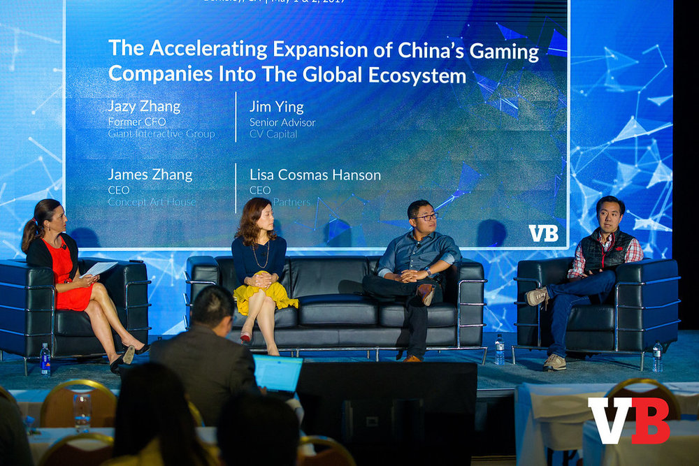 Panelists discuss Gaming Ecosystems in China at GamesBeat 2018