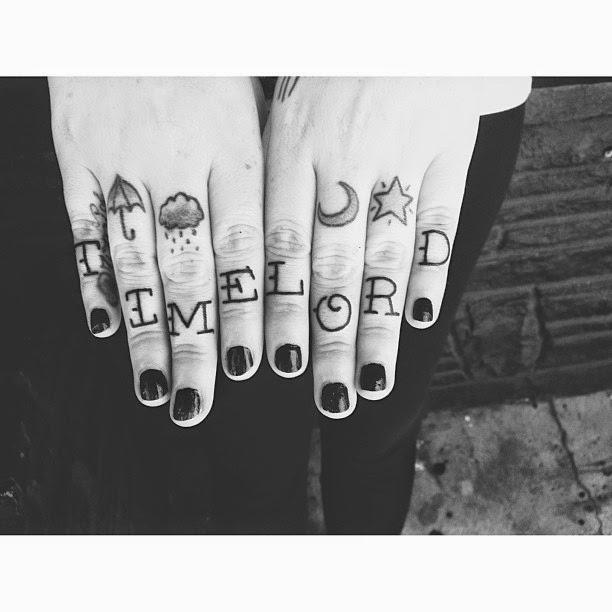 tatues  10 clever doctor who tattoos  u2014 otakus  u0026 geeks