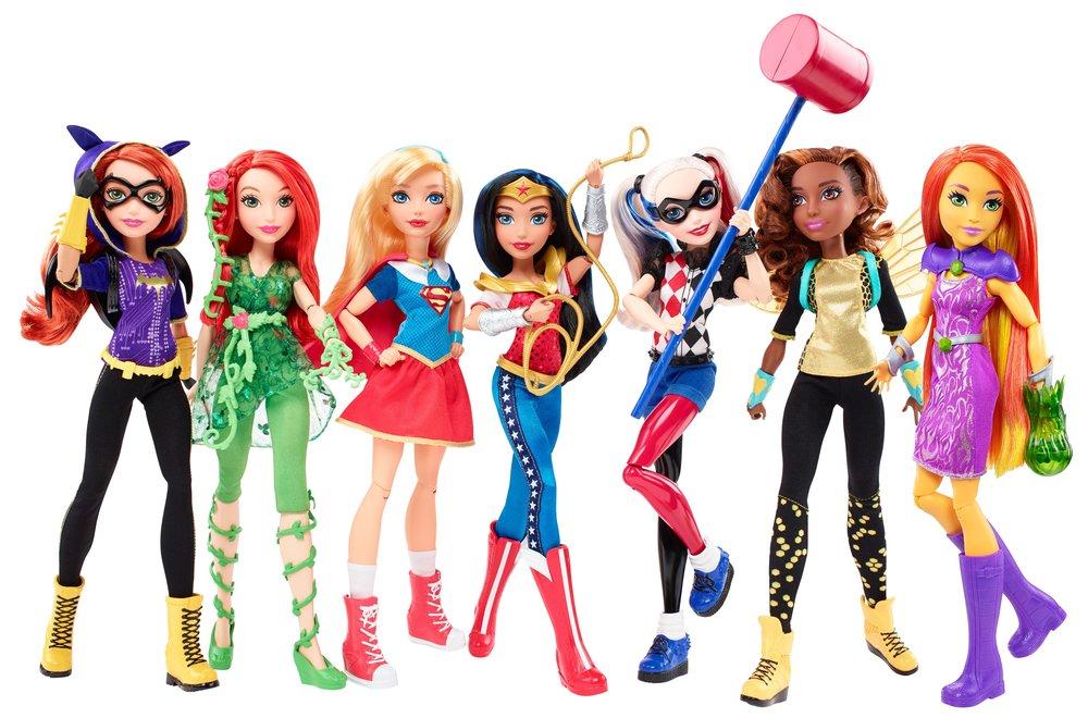 Mattel_DCSHG 12 in Action Dolls.jpg