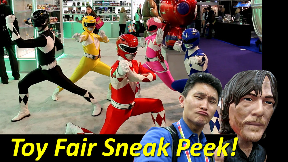 Toy Fair Sneak Peek!