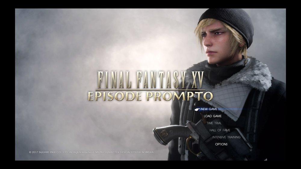 final fantasy xv episode prompto review otakus geeks