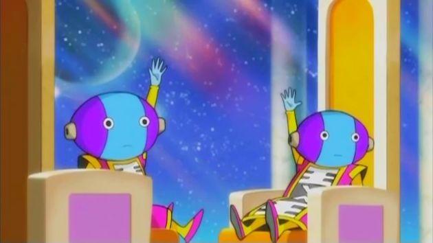 Zen-Oh & Future Zen-Oh