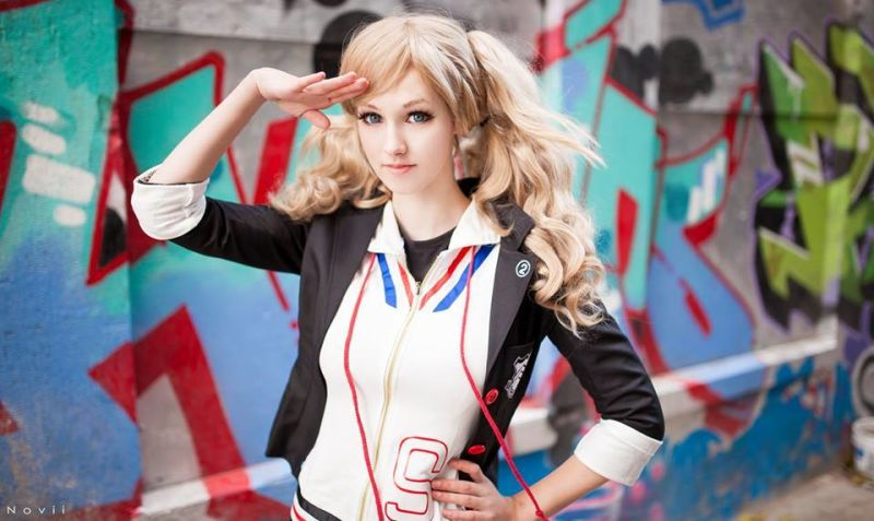 Ann Takamaki played by  Shiro  Photo by Novii
