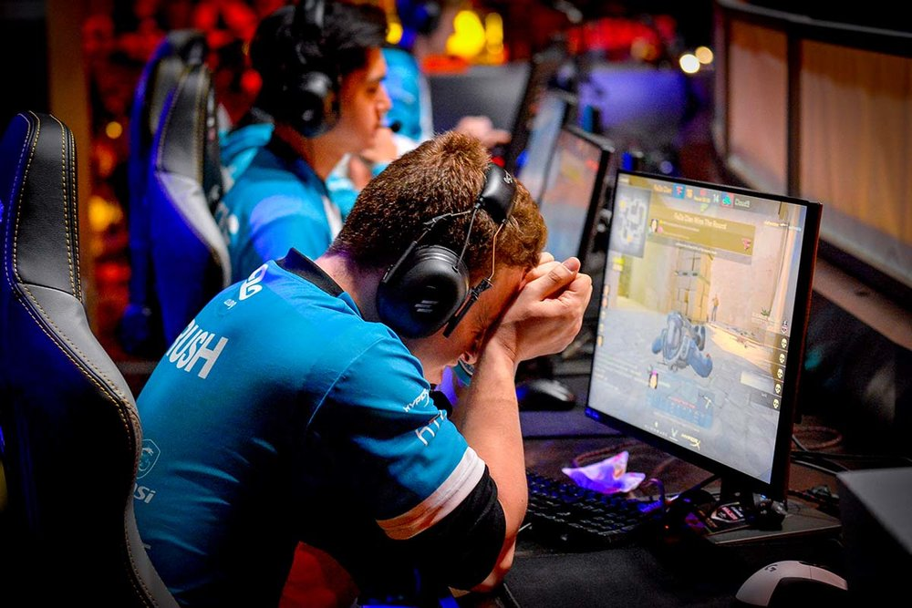 Frustrating ensues as Cloud9 loses Map 1: The Mirage. Photos courtesy of Turner Sports.