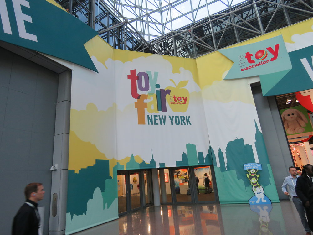 New York Toy Fair 2018: Coverage