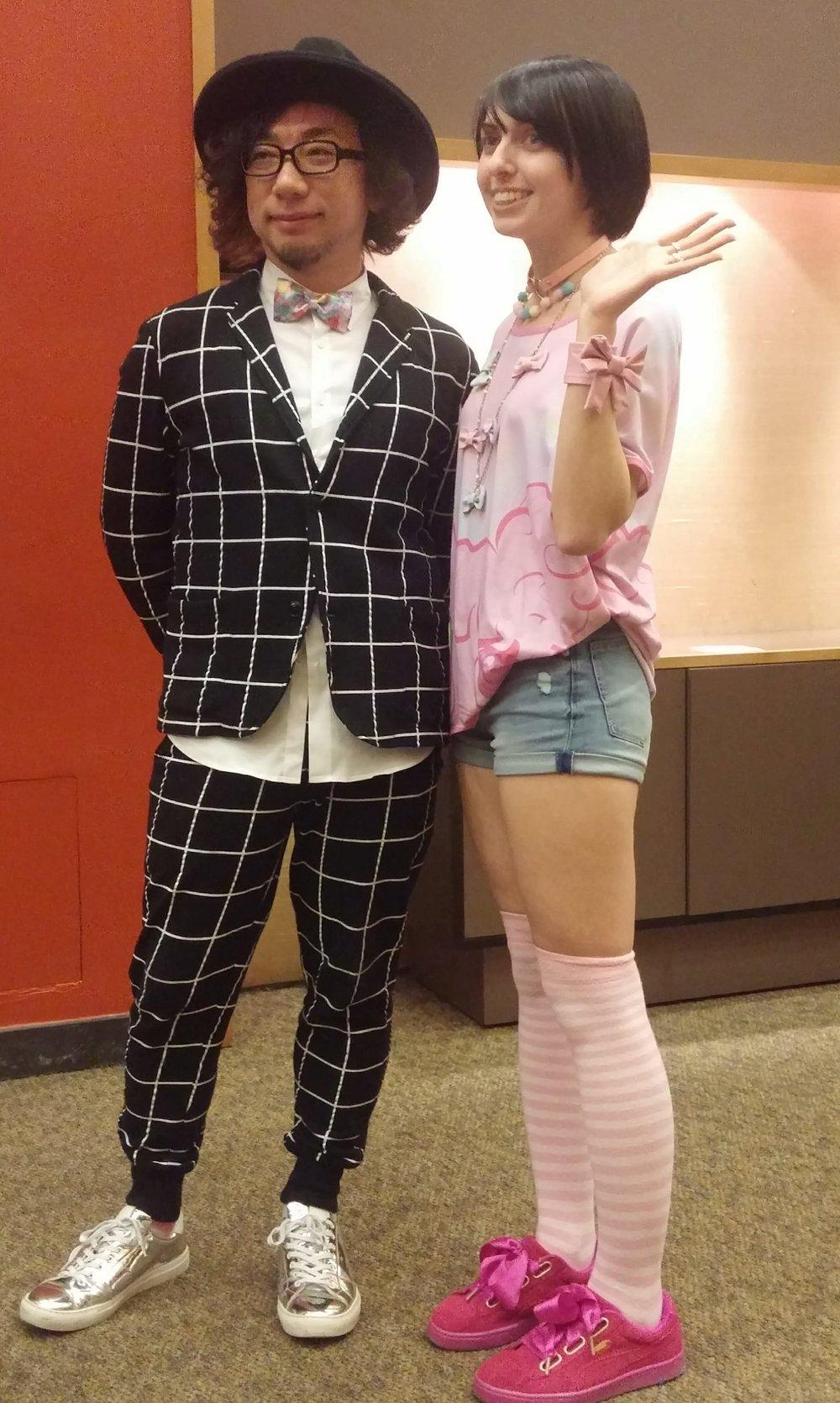 S. Masuda with Fan.jpg