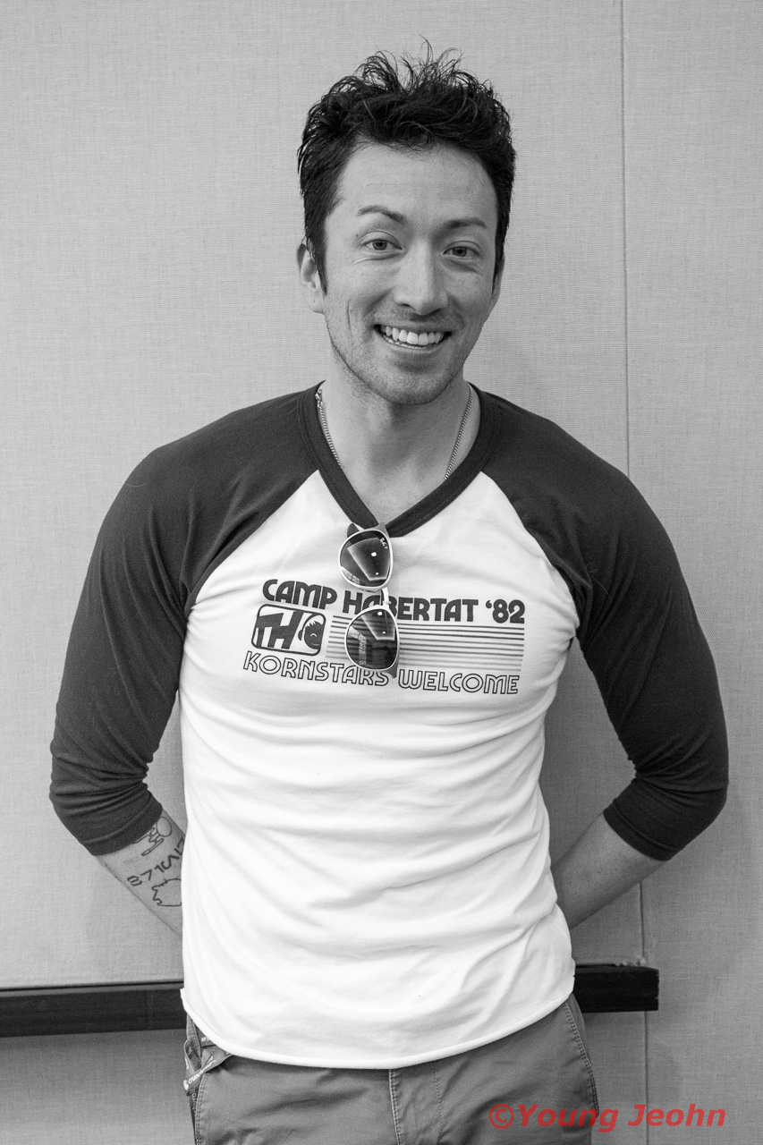 Todd Haberkorn  (photo by Young Jeohn)