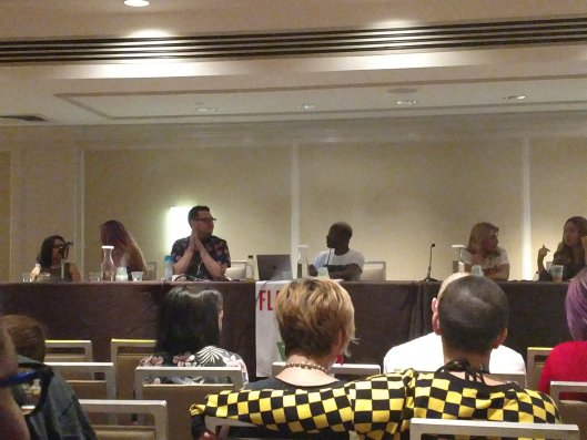 Panel on fashion and representation in media