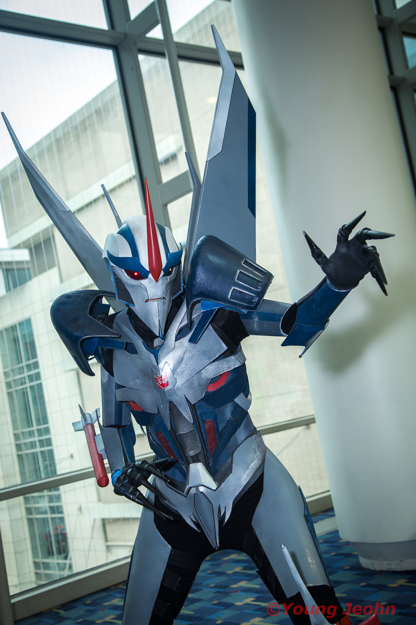 Star Scream (Transformers Prime)