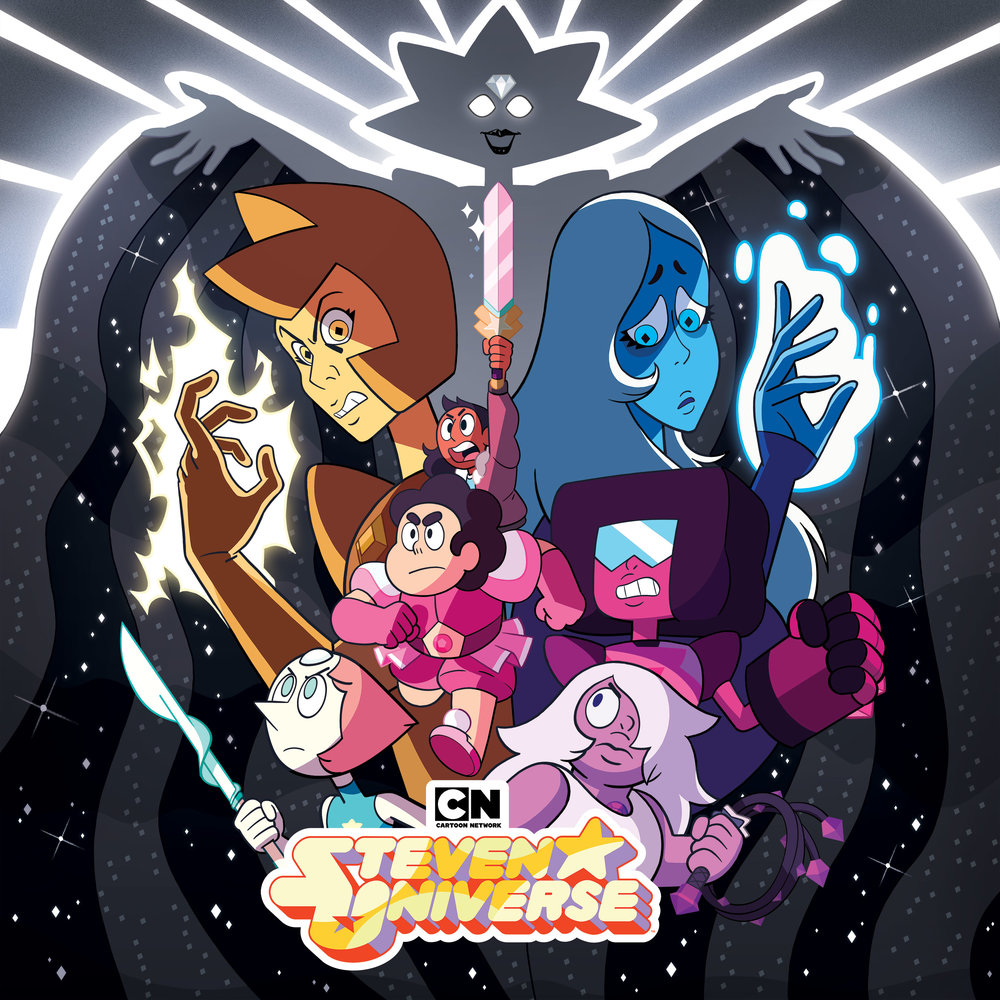 Steven Universe%3A Diamond Days 3000x3000.jpg