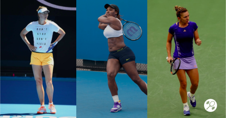 Tennis players come in all shapes and sizes - accounting for these differences is critical when programming.