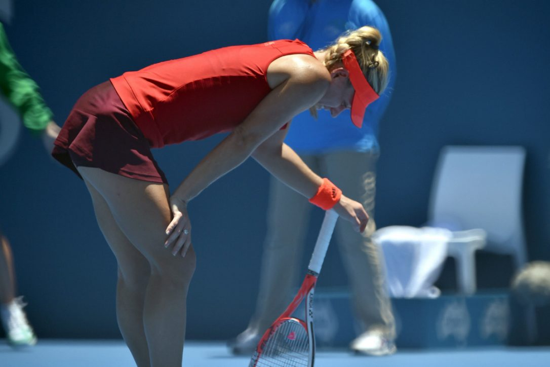 Muscle Cramps In Tennis An Empirical And Practical Report