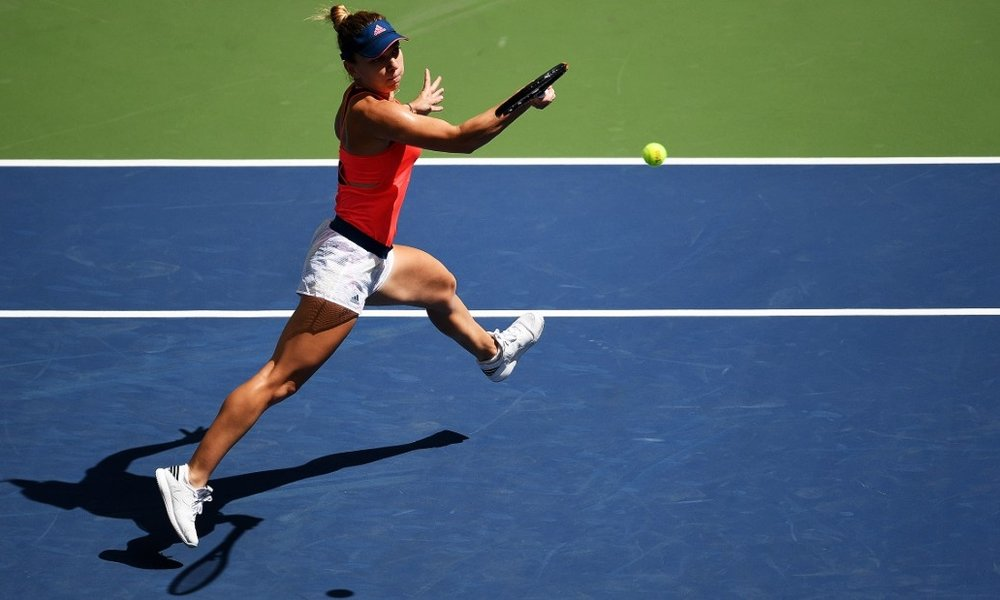 The SSC is of high importance during the leg drive and push-off phases of big forehands.