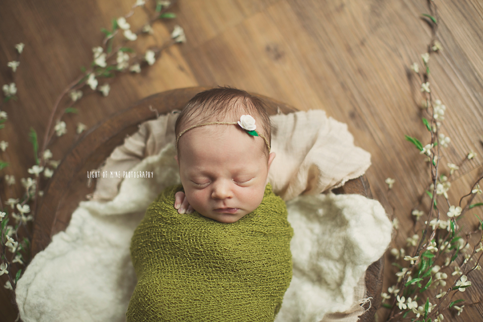 Oneida NY Newborn Photographer