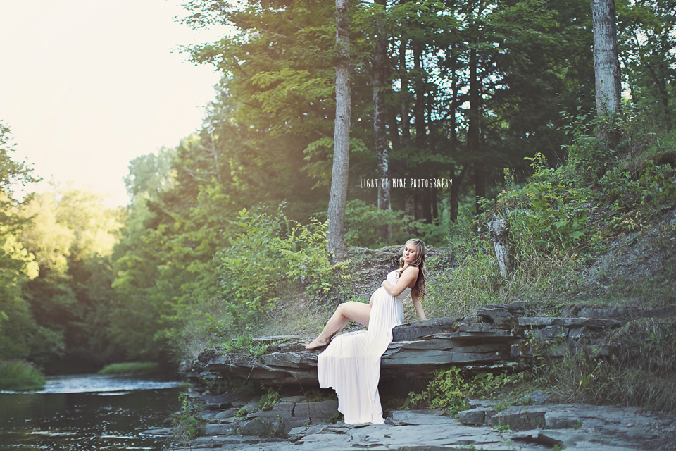 Camden NY Maternity Photographer