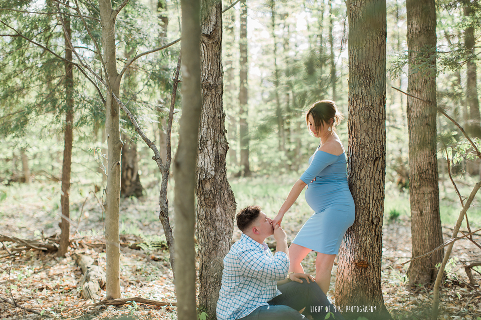 upstate NY maternity photographer