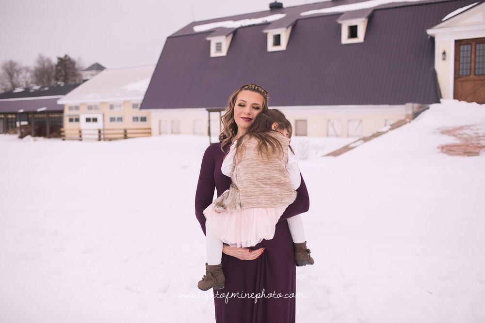 CNY Maternity Photographer