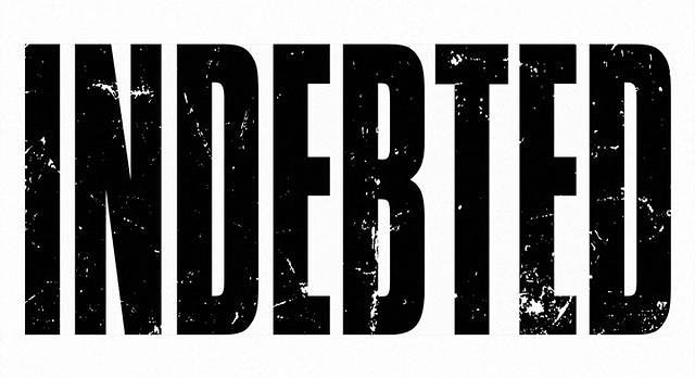"Happy Thursday!Tomorrow we continue our ""Indebted"" series with another powerful word! Bring a friend! Hope to see you there!"