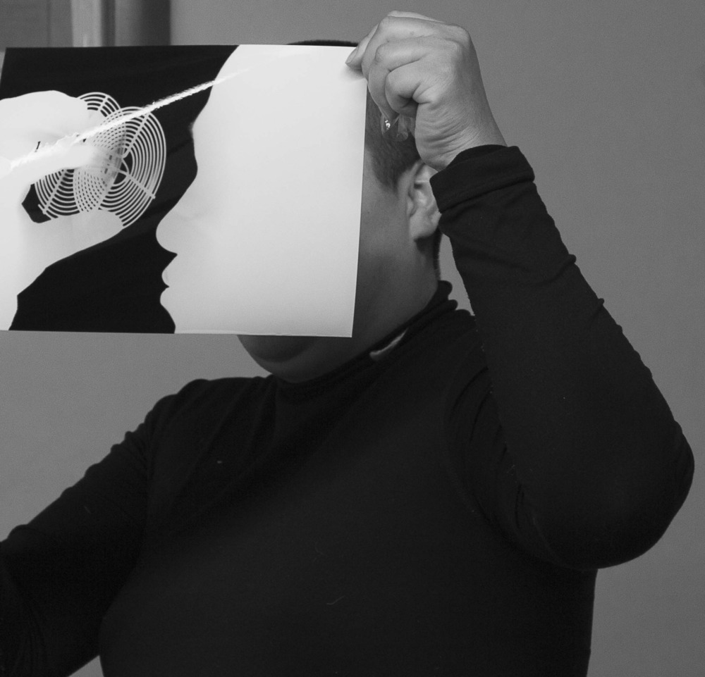 Invisible Faces: Identity Portraits
