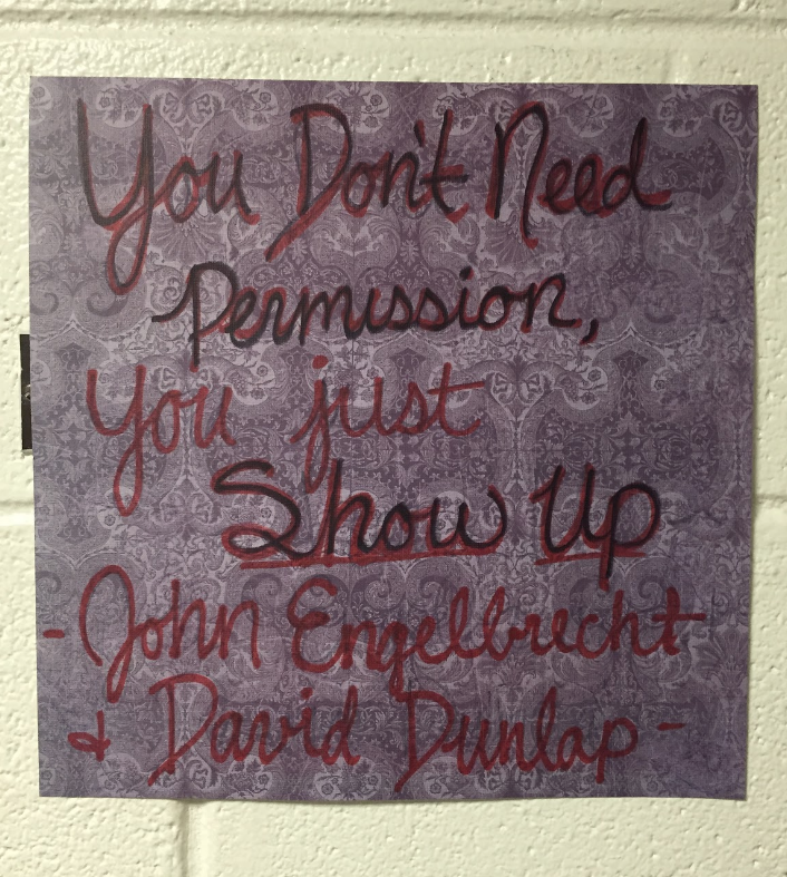 You Don't Need Permission Class