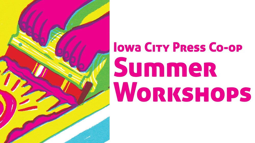 Our Summer Workshop Schedule Is Here!