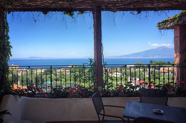 Sorrento hotel views