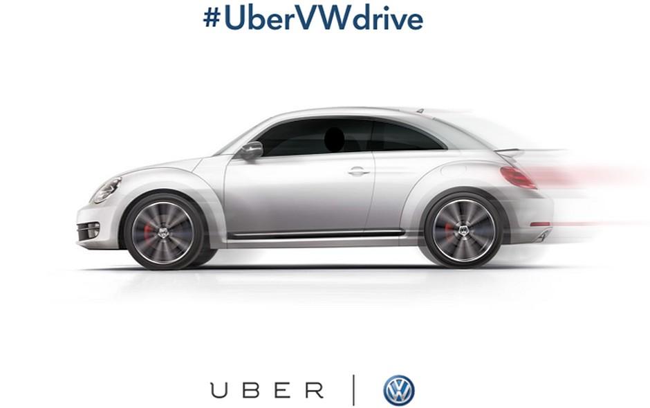 #UberVWdrive