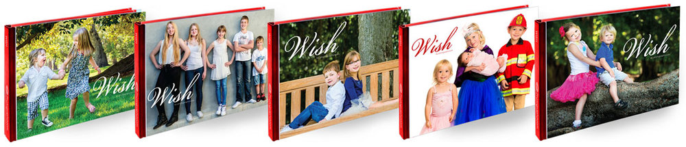 'WISH Coffee Table Book.' A previous fundraising project by Mark Trumble which helped to raise over $30,000 total for Make-A-Wish Australia.