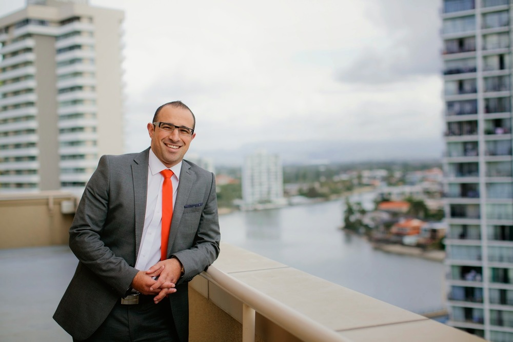 Ron Bakir Gold Coast Entrepreneur & CEO