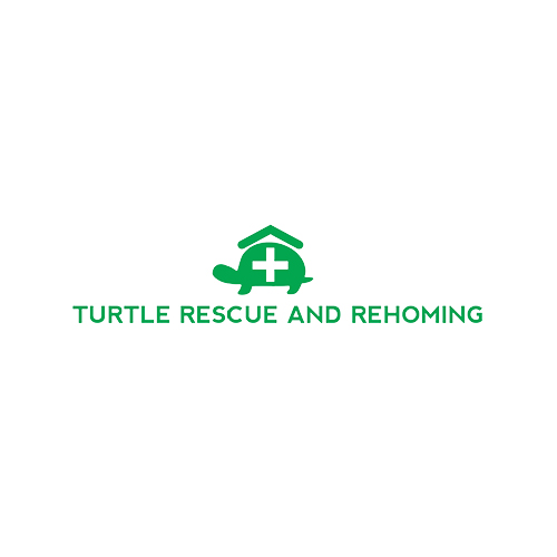 Logo for 'Turtle Rescue and Rehoming' organisation