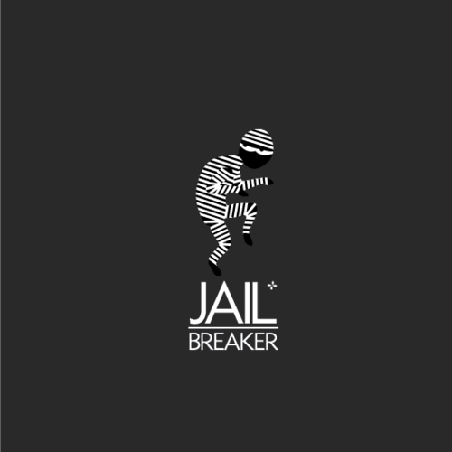 Logo for 'Jailbreaker' coffee
