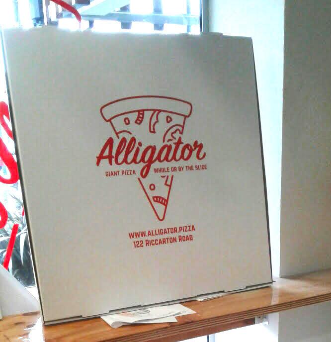 Alligator Pizza