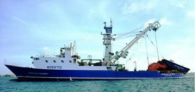 F/V American Triumph, Marshall Islands