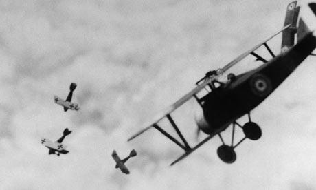 combat flying