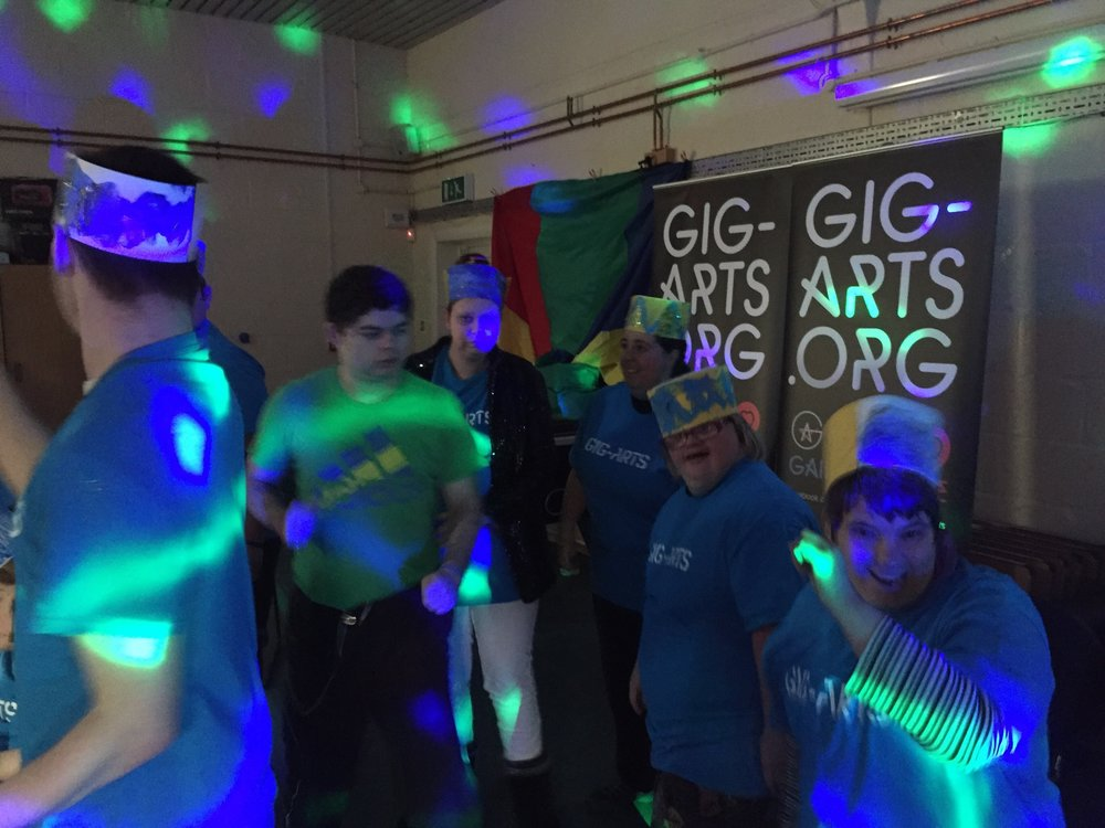 The Carterton Gig-Arts Show