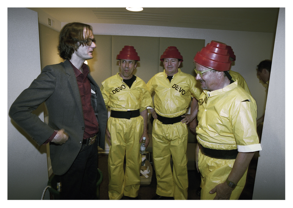 Jarvis Cocker Meets Devo