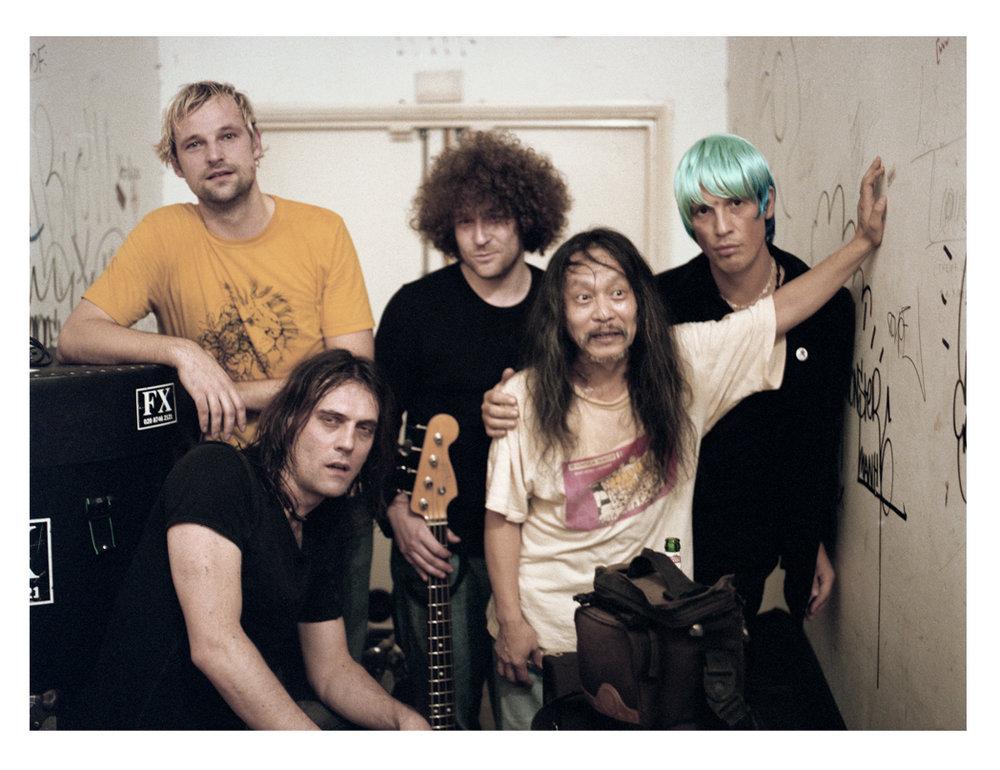 w/ Jelly Planet 2005