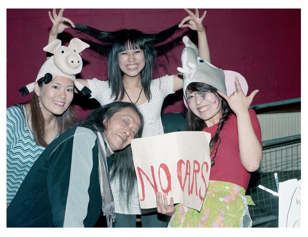w/ No Cars 2009