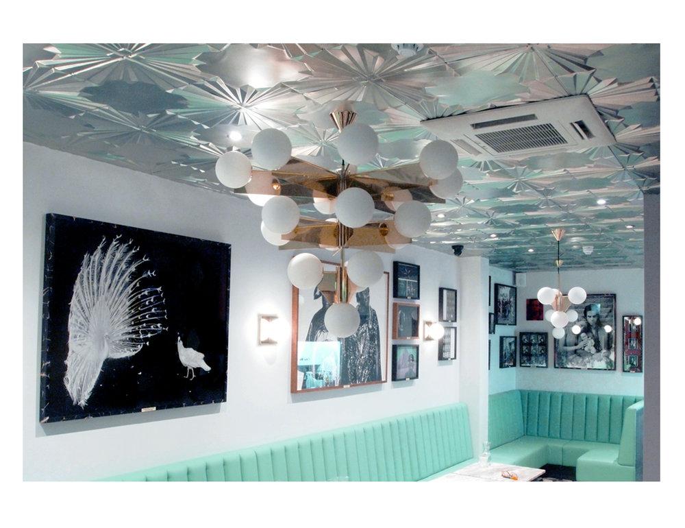 Diner Brighton Installation
