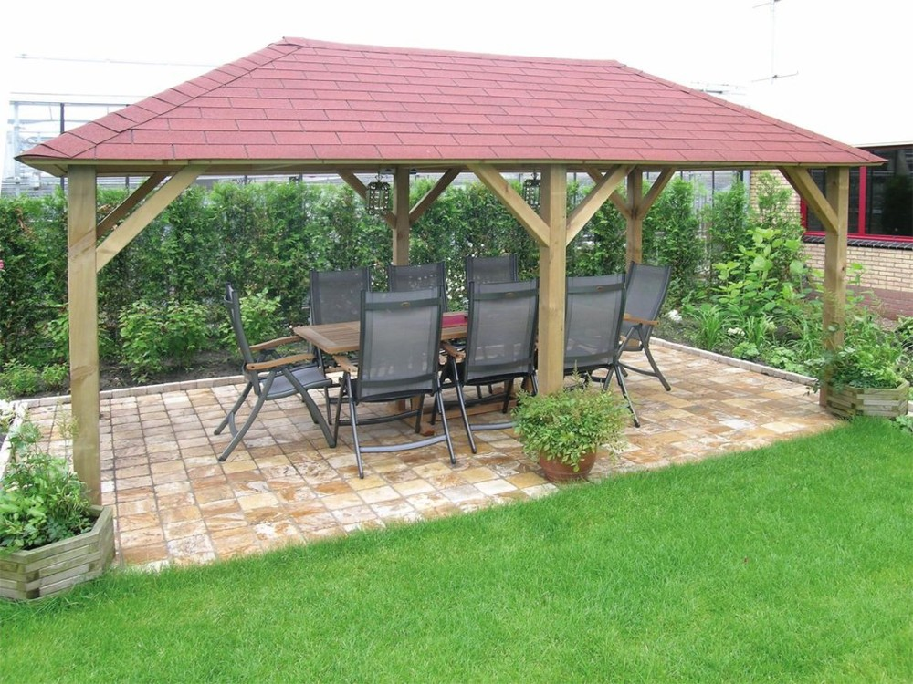 Garden Treasures Ag Umbrella Replacement Canopy Winds