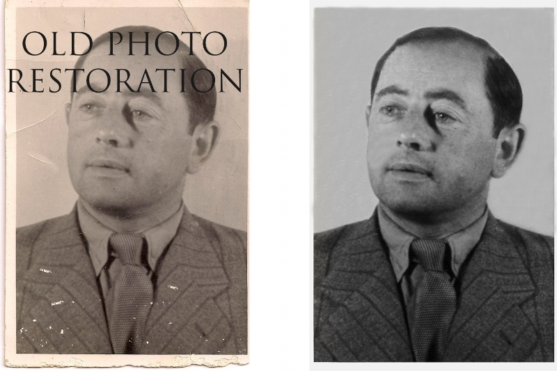 Restoration & Photoshop Services - Turn your old photos to a new Memory