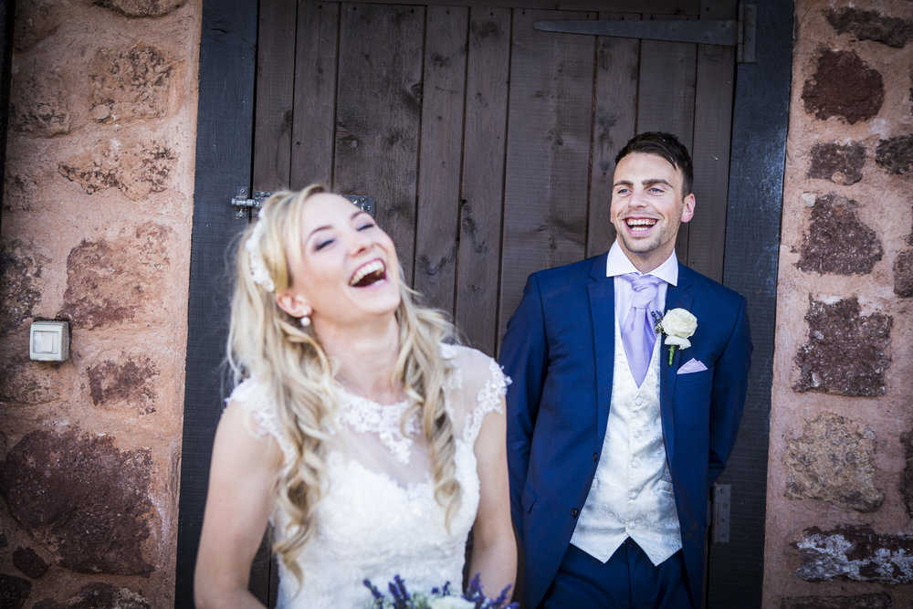 Wedding Photographer in Devon & Somerset