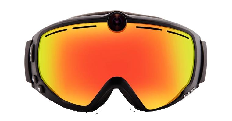 Goggles från Zeal med inbyggd HD-kamera!