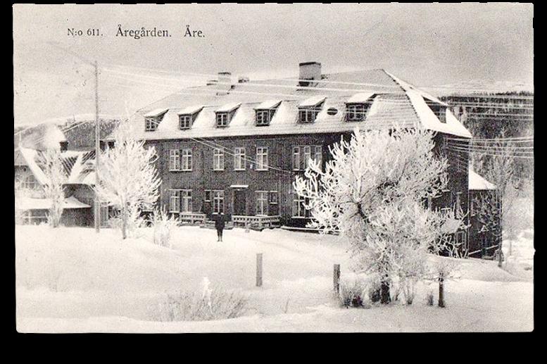 Åregården anno 1895