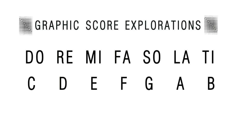 Christina Vantzou - Graphic Scores