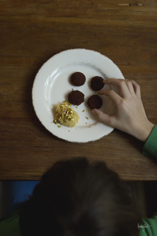 Handful | Chocolate Idlis