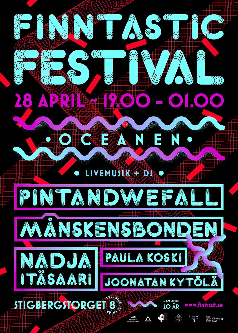 Finntastic Festival Göteborg