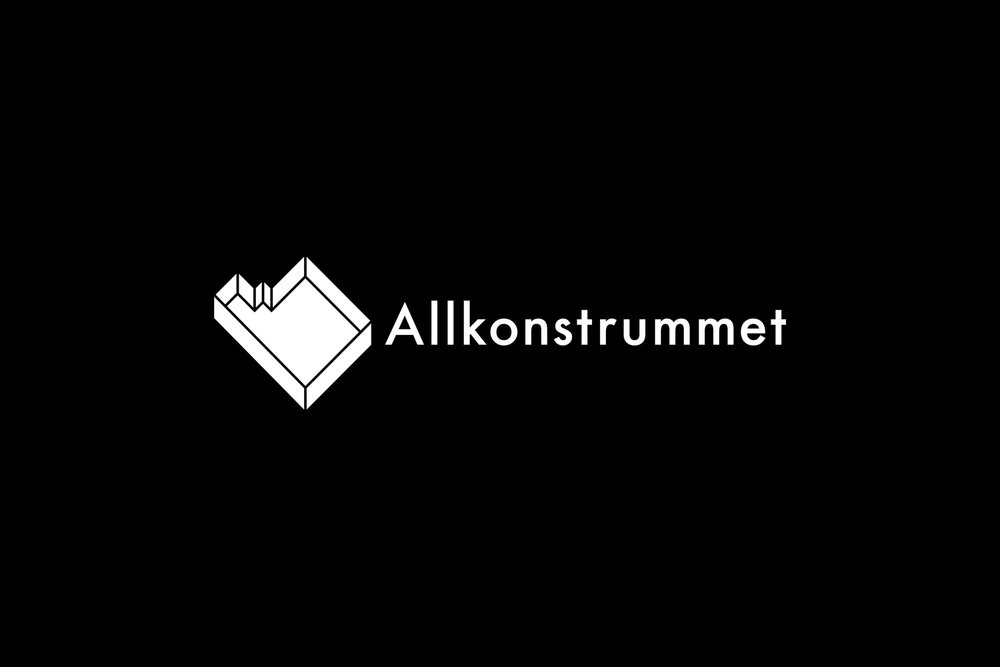 Visual identity & web design for Allkonstrummet View  →