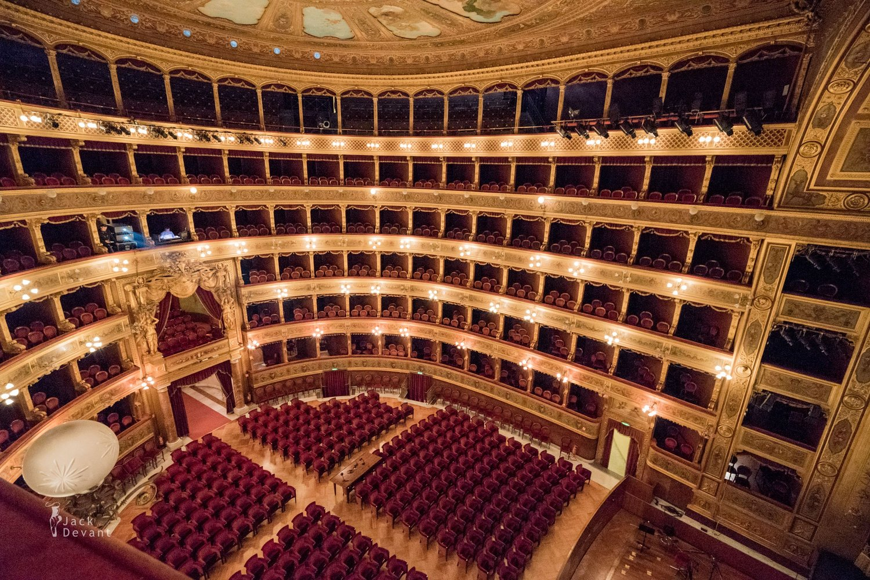 Teatro Massimo Palermo — DanielCiobanu