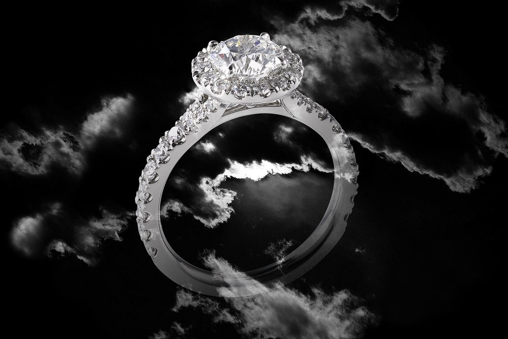 Night-time Jewelry ring